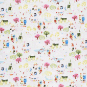 Kindred Spirits: Anne of Green Gables - Town Cream Yardage