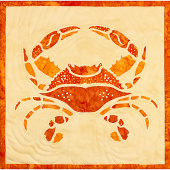 Crab Sewquatic Laser Cut Kit
