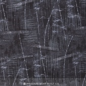 The Forever Collection - Barbed Wire at Night Graphite Yardage