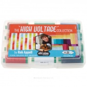 Man Sewing High Voltage Collection - Aurifil 40 WT 100% Cotton Mako Thread - 12 Large Spool Pack