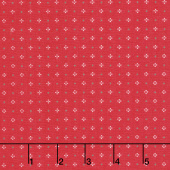 Farm Girl Vintage - Calico Red Yardage