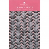 Jenny's Tents Pattern by MSQC