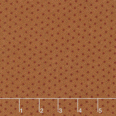 Spice It Up - Dotty Rust Yardage