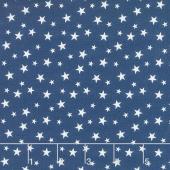Land of Liberty - Stars Navy Yardage