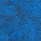 "Wilmington Essentials - Dry Brush Royal Blue 108"" Wide Backing"
