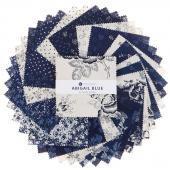 Abigail Blue Charm Pack
