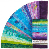 Jewel Box Batiks Strips