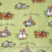 Anne of Green Gables - Anne Main Green Yardage