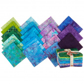 Jewel Box Batiks Fat Quarter Bundle