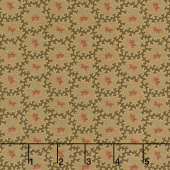 Collection for a Cause - Heritage 10th Anniversary Brambles Brown Yardage