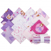 Sofia the First Fat Quarter Bundle