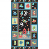 Outer Space - Outer Space Multi Panel