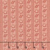 Harriet's Handwork 1820-1840 - Doffer Sweet Pink Yardage