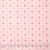 Cozy Cotton Flannels - Diamond Pink Yardage
