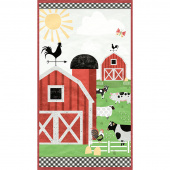 Country Life - Large Multi Panel