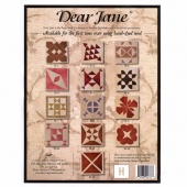 Dear Jane Row H Kit