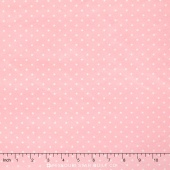 Cozy Cotton Girl - Rose Flannel Yardage