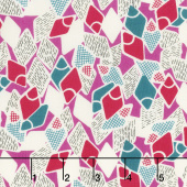 Looking Forward - Flip Flops Petunia Yardage