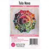 Tula Nova Complete Pattern and Paper Piece Pack