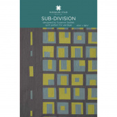 Sub-Division Quilt Pattern by Missouri Star