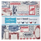 """Lost and Found America 10"""" Stackers"""