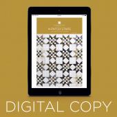 Digital Download - 4 Patch Stars Quilt Pattern by Missouri Star