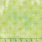 Grunge Seeing Stars - Key Lime Yardage