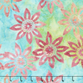 Salt Water Taffy Batiks - Flashy Venus Yardage