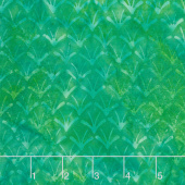 Lemon Grass Batiks - Chrysler Arch Grass Yardage