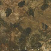 Artisan Batiks - Cornucopia 10 Leaves Espresso Yardage