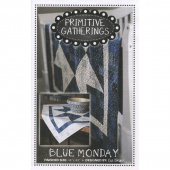 Blue Monday Pattern