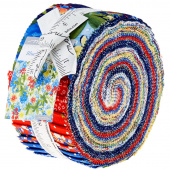 Bluebonnet Patch Jelly Roll