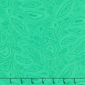 Tula Pink's True Colors - Mineral Emerald Yardage