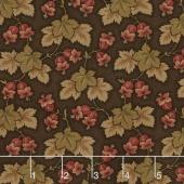 Sycamore - Leaf Cluster Chestnut Yardage