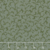 Meredith - Leaves Green Yardage
