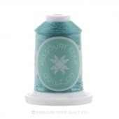 Missouri Star 50 WT Cotton Thread Medium Turquoise