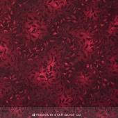 Wilmington Essentials - Ruby Days Climbing Vine Dark Red Yardage