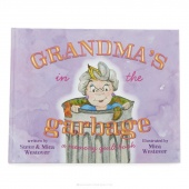 Grandma's in the Garbage - A Memory Quilt Book by Steve & Mica Westover