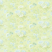 Dover - Field Floral Willow Yardage