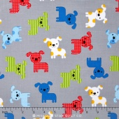 Urban Zoologie - Dogs/Puppies Primary Yardage