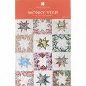 Wonky Star Quilt Pattern by Missouri Star