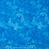 Wilmington Essentials - Magic Colors Embellishment Bright Blue Yardage