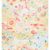Flights of Fancy - Fluttering Fantasy Cloud Digitally Printed Yardage