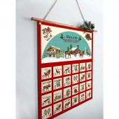 Spruce Mountain Advent Calendar Kit