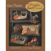 Give Thanks Simply Booklet