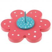 Binding Babies™ Flower Spindle - Pink Petals