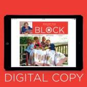 Digital Download - BLOCK Magazine Summer 2016 Vol. 3 Issue 3
