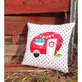 Poppies Van Pillow Kit