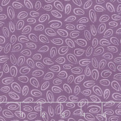 Barnyard Buddies - Swirls Purple Yardage