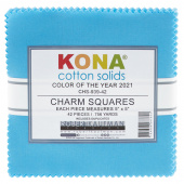 Kona Cotton Color of the Year 2021 Charm Pack